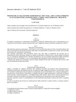 Bando ricercatore JUS/02 - Università Telematica Unitelma Sapienza