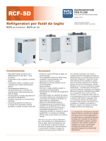 Refrigeratori per liquidi da taglio