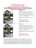 CONCORDATO PREVENTIVO n. 13/2013 G.D. DOTT