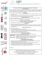 Presentazione CIIP (Consulta Interassociativa Italiana per la