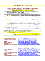 news 492 - 4 maggio 2014