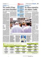 articolo de Il Mattino sui MMG