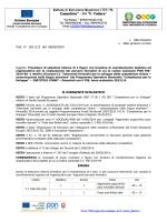 """BANDO COORDINATORE C1 LINGUE - IIS """"Todaro"""