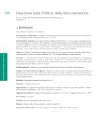 Relazione sulla politica della remunerazione 2014 di Engineering