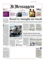21 Marzo 2014 - Movimento 5 Stelle Fano