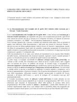 articolo di approfondimento di Marinella Colucci