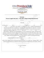 degiurisdizionalizzazione - La Nuova Procedura Civile