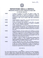 DECRETO ULTERIORE MODIFICA COMMISSIONE