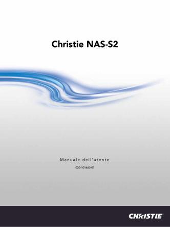 Christie NAS-S2