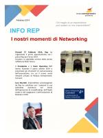 Info rep febbraio 2014 - Reseau Entreprendre Piemonte