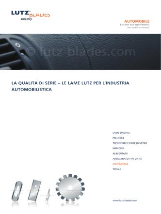 Automobile - LUTZ BLADES