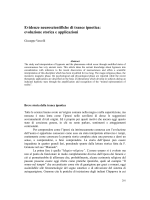Evidenze neuroscientifiche di trance ipnotica: evoluzione storica e