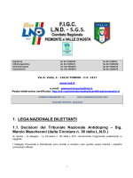 comunicato 45 del 30/01/2014
