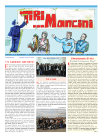 TIRI MANCINI maggio 2014 - Liceo Scientifico Mancini