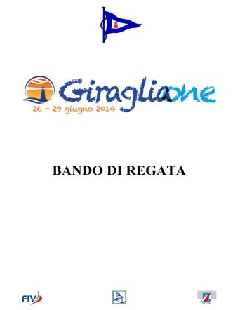 Bando di regata GIRAGLIaONE - Circolo Nautico Riva di Traiano