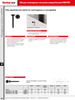 fischer FSN-TPB - Catalogo Generale - Edizione 09