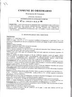 COMUI\E DI ORSOMARSO - Comune di Orsomarso