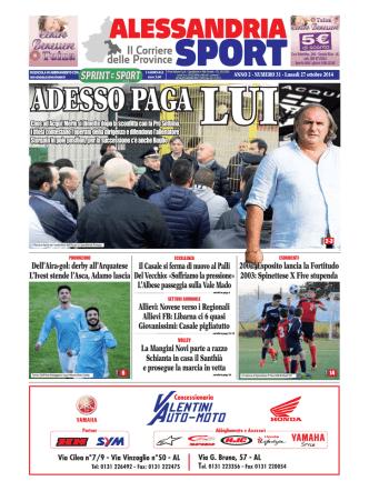 ADESSO PAGA LUI - diAlessandria.it