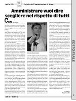 Leggi il giornale - Comune di Almese