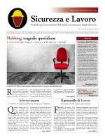 numero 5-2013 - Sicurezza e Lavoro