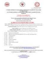 Locandina evento - Odcec Civitavecchia