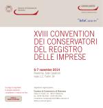 Programma completo della Convention