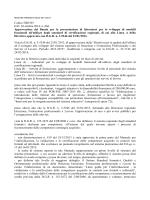 D.D. n. 666 del 30/10/2014