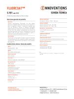 SCHEDA TECNICA FLUORCOAT™ S.161 code 1613