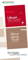 Guida Musei - Musei del cibo
