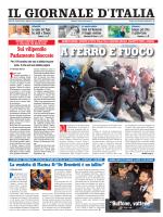 A FERRO E FUOCO - Virtualnewspaper