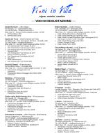 Vini in degustazione 2014 (formato A4) - vitis blog