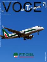Scarica il periodico - FIT-CISL