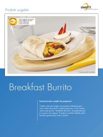 Breakfast Burrito - Ovofit Eiprodukte