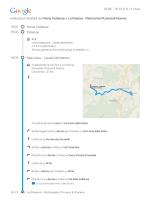 15:02 - 16:13 (1 h 11 min) Indicazioni stradali da Roma