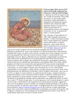 Il 29 novembre 2014 ricorre il 35° anniversario della nomina di San