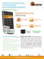Download Scheda tecnica XM 60/156 I+35INT