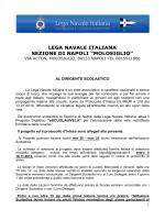 """LEGA NAVALE ITALIANA SEZIONE DI NAPOLI """"MOLOSIGLIO"""""""