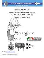 """SPARGHER CUP"" - LNI"