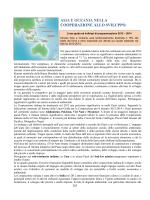 Asia - Cooperazione Italiana allo Sviluppo