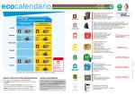 Calendario Raccolta Integrata Lido, Sassonia, Baia