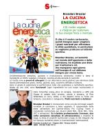Brendan Brazier LA CUCINA ENERGETICA