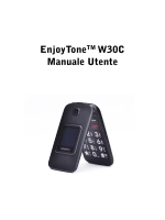 EnjoyTone W30C Manuale Utente Italiano