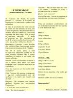 LE MERENDINE - Scuola Paritaria G. VERONESI Rovereto