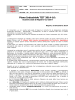 TIIT Napoli: Comunicato sindacale incontro territoriale 5-12