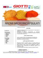 (Microsoft PowerPoint - Aromi microincapsulati [modalit\340