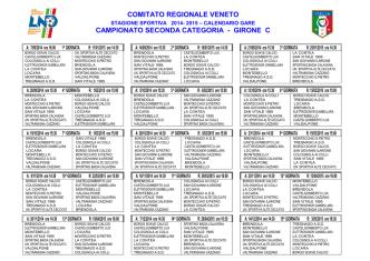 2c_c - FIGC Veneto