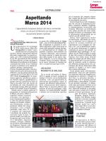 Mercato Fieristico Italia: Marca 2014 by Bologna
