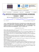 Decreto Aggiudicazione Stage C1 - Sciascia