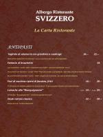 Albergo Ristorante Svizzero