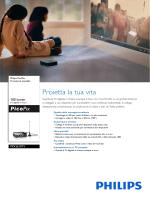 PPX3610TV/EU Philips Proiettore tascabile